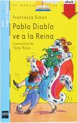 Pablo Diablo ve a la reina (Tamaño de Imagen Fijo)
