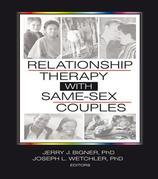 Relationship Therapy with Same-Sex Couples