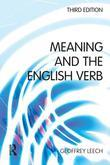 Geoffrey Leech - Meaning and the English Verb