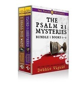 The Psalm 23 Mysteries Bundle, The Lord is My Shepherd & I Shall Not Want - eBook [ePub]: Books 1 & 2 of The Psalm 23 Mysteries
