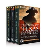 The Men of Texas Rangers Bundle, Saving Hope, Shattered Silence & Scorned Justice - eBook [ePub]: Books 1 - 3 | The Men of Texas Rangers