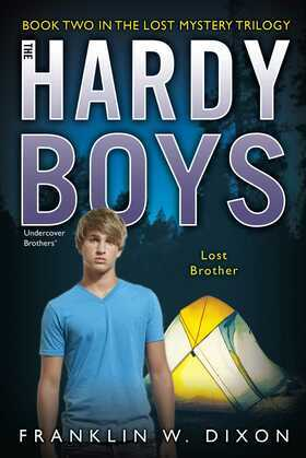Lost Brother: Book Two in the Lost Mystery Trilogy