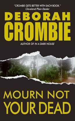 Mourn Not Your Dead: A Duncan Kincaid/Gemma James Crime Novel