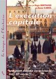 L'exécution capitale