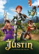 Justin y la espada del valor: El libro de la película (Fixed Layout)