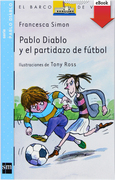 Pablo Diablo y el partidazo de fútbol (Tamaño de Imagen Fijo)