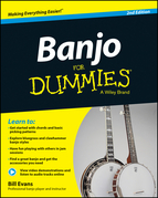 Banjo For Dummies: Book + Online Video & Audio Instruction