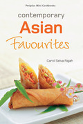 Periplus Mini Cookbooks: Contemporary Asian Favourites