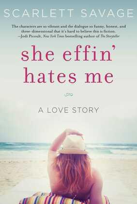 She Effin' Hates Me