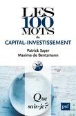 Les 100 mots du capital-investissement