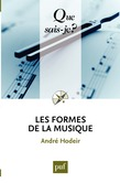Les formes de la musique