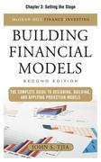 Building Financial Models: Setting the Stage