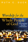 Worship for the Whole People of God: Textbook for Christian Worship