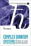 COMPLEX QUANTUM SYSTEMS: ANALYSIS OF LARGE COULOMB SYSTEMS: Analysis of Large Coulomb Systems