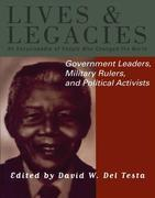 Government Leaders, Military Rulers and Political Activists