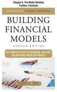 Building Financial Models: The Model Building Toolbox: Functions