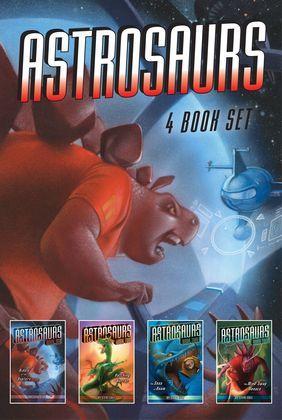 Astrosaurs 4 Book Set