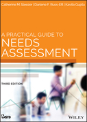 A Practical Guide to Needs Assessment