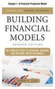 Building Financial Models, Chapter 1 - A Financial Projection Model