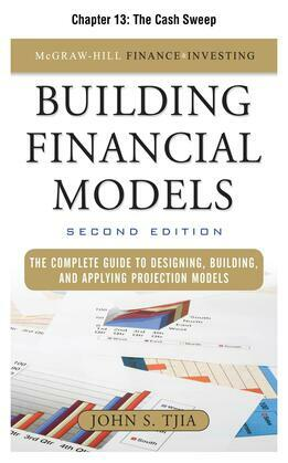 Building Financial Models: The Cash Sweep