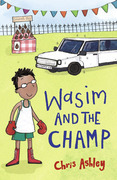 Wasim and the Champ