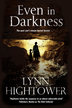 Even in Darkness: An American Murder Mystery Thriller