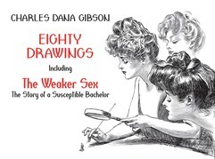 "Eighty Drawings: Including ""The Weaker Sex: The Story of a Susceptible Bachelor"""