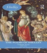 The Poems of Shelley Volume 4: 1820-1821