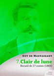 Clair de lune, recueil de 17 contes