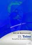 Toine, recueil de 18 contes