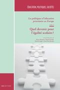 Les politiques d'éducation prioritaire en Europe. TomeII