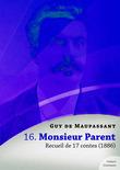 Monsieur Parent, recueil de 17 contes