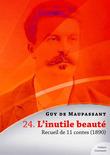 L'inutile beauté, recueil de 11 contes