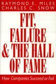 Fit, Failure and the Hall of Fame