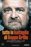 Tutte le battaglie di Beppe Grillo