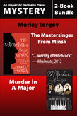 Inspector Hermann Preiss Mysteries 2-Book Bundle: Murder in A-Major / The Mastersinger from Minsk