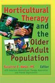 Horticultural Therapy and the Older Adult Population