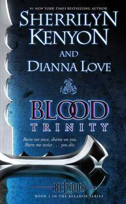 Blood Trinity: Book 1 in the Belador Series