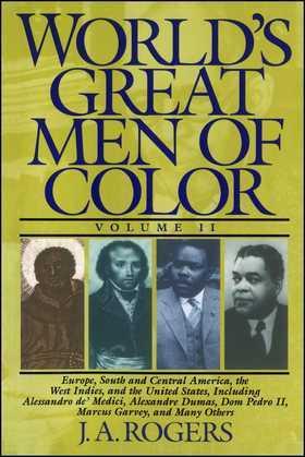 World's Great Men of Color, Volume II