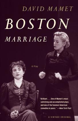 Boston Marriage