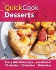 Desserts: Hamlyn QuickCook