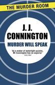 Murder Will Speak
