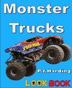 Monster Trucks: A LOOK BOOK easy reader