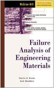 Failure Analysis of Engineering Materials