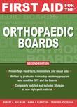 First Aid for the Orthopaedic Boards, Second Edition