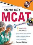 McGraw-Hill's MCAT 2/E (book)