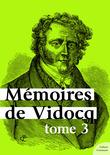Mémoires de Vidocq, tome 3
