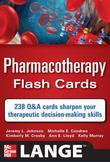Pharmacotherapy Flash Cards
