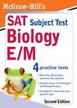 McGraw-Hill's SAT Subject Test: Biology E/M, 2/E