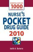 Nurse's Pocket Drug Guide 2010